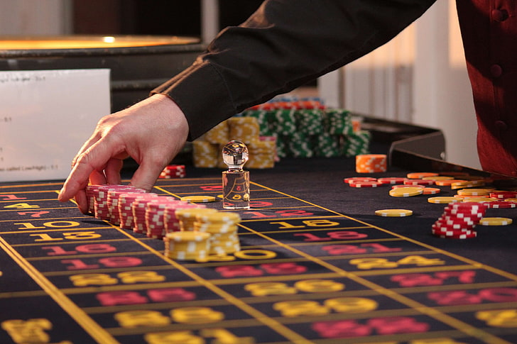 Blackjack, Slots & Roulette & Casino Wagering