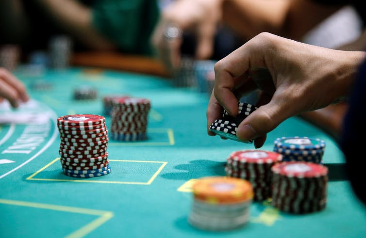 Keep away from The Top 10 Online Gambling Errors