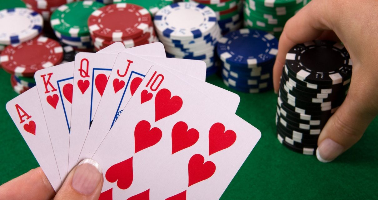 An Actual Overview to Discover to Play Poker