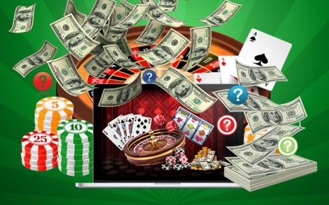 On-line gambling can be an excellent stress-reliever