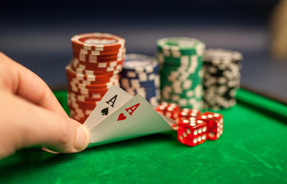 The Means Forward For Casino Poker